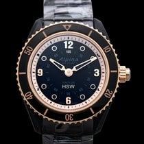 Alpina Horological Smartwatch Steel 36mm Black United States of America, California, Burlingame