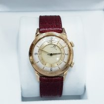 Jaeger-LeCoultre Yellow gold Manual winding pre-owned