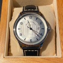 Zeno-Watch Basel Stahl 44mm Automatik 6273 gebraucht Deutschland, Hagen