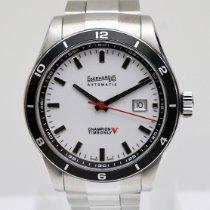Eberhard & Co. Champion V Steel 43mm White