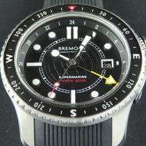 Bremont Steel 43mm Automatic S500/BK pre-owned