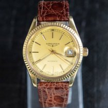 Longines Yellow gold 36mm Automatic VINTAGE pre-owned