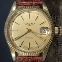 Longines Yellow gold 36mm Automatic pre-owned