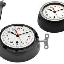 Vostok Wall clock SchipsClock Vostok U-Boot Komandirskie Новые Aлюминий 22mm Механические