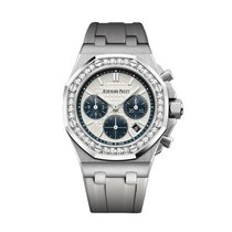 Audemars Piguet Royal Oak Offshore Lady Steel 37mm Silver United States of America, Iowa, Des Moines