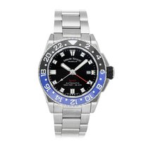 Armand Nicolet Steel 44mm Automatic A486AGN-NR-MA4480AA new United States of America, Ohio, Mason