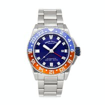 Armand Nicolet new Automatic 44mm Steel