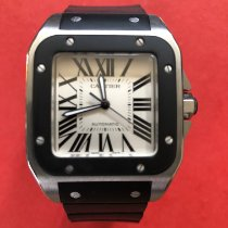 Cartier Santos 100 Steel 38mm White Roman numerals United States of America, Arizona, Waddell
