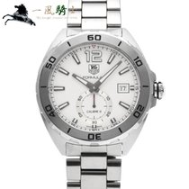 TAG Heuer Formula 1 Calibre 6 Staal 41mm Wit