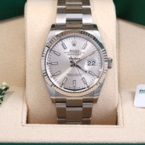 Rolex Datejust Steel 36mm White No numerals United States of America, California, Beverly Hills