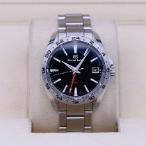 Seiko Grand Seiko Steel 39mm Black United States of America, Tennesse, Nashville