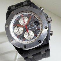 Audemars Piguet Carbon Grau 42mm gebraucht