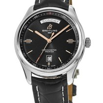 Breitling Steel Automatic A45340241B1P1 new