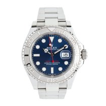 Rolex Yacht-Master 40 Steel 40mm Blue No numerals United States of America, Florida, Boca Raton