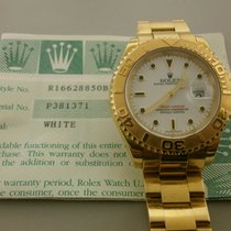 Rolex Yellow gold Automatic 40mm pre-owned Yacht-Master 40