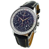 Breitling Steel 38mm Automatic A41370 pre-owned
