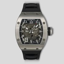 Richard Mille RM 010 White gold 48mm