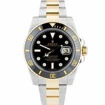 Rolex Submariner Date Gold/Steel 40mm Black United States of America, New York
