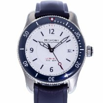 Bremont Supermarine Steel 40mm White