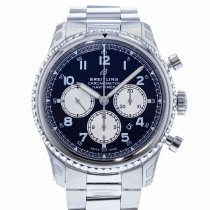 Breitling Steel 43mm Automatic AB0117 pre-owned United States of America, Georgia