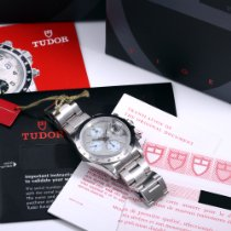 Tudor Prince Date Steel 40mm Silver United States of America, California, Los Angeles