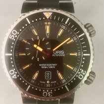 Oris Divers 7609 Very good Steel 47mm Automatic
