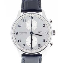 IWC Steel 41mm Automatic IW371605 new