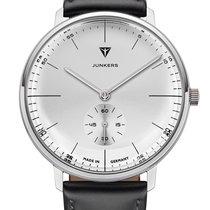 Junkers Steel 40mm Quartz 9.09.01.04 new