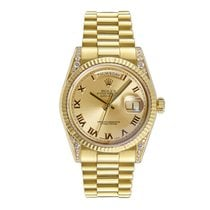 Rolex Day-Date 36 118338 Very good Yellow gold 36mm Automatic United States of America, New York, New York