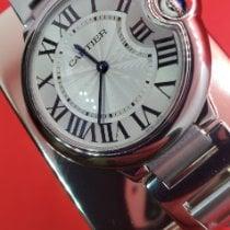 Cartier Ballon Bleu 36mm Steel 36mm Silver Roman numerals United States of America, Florida, Miami