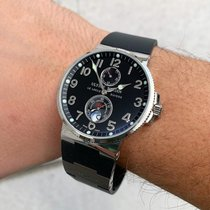 Ulysse Nardin Marine Chronometer 41mm 263-66 New Steel 41mm Automatic