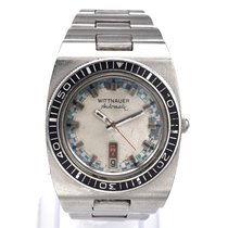 Wittnauer 40.5mm 1001-W100 BR-352-101920-06 usados