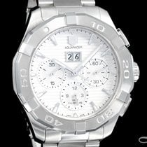 TAG Heuer Steel 43mm Automatic CAY211Y.BA0926 new