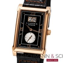 A. Lange & Söhne Rose gold 27mm Manual winding 107.031 pre-owned