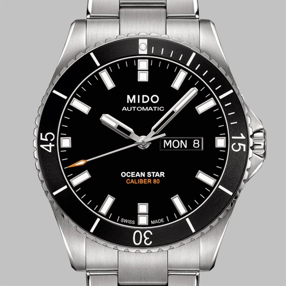 Mido Ocean Star M026.430.11.051.00 nowość