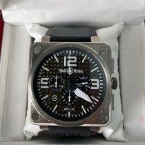 Bell & Ross BR 01-94 Chronographe Titan 46mm Negru Arabic România, Bucharest