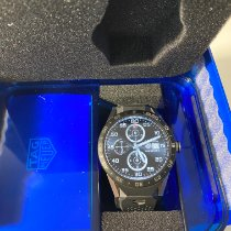 TAG Heuer Connected Titanium 46mm Black