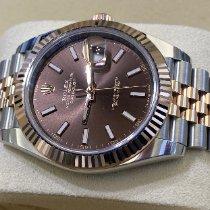 Rolex Datejust II 126331 Sin usar Acero y oro 41mm Automático