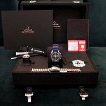 Omega Speedmaster Professional Moonwatch Moonphase Acier 42mm Noir Sans chiffres France, Paris