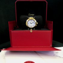 Cartier Pasha Or jaune 41mm Argent Arabes France, Paris