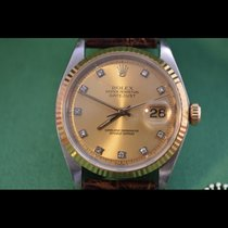 Rolex Datejust 1601 Sehr gut Stahl 36mm Automatik Deutschland, Marburg ad Lahn