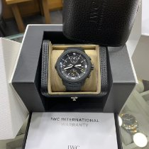 IWC Aquatimer Chronograph Çelik 44mm Siyah Rakamsız Türkiye, İstanbul