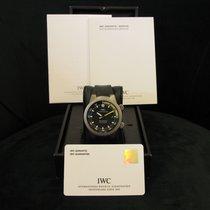 IWC Aquatimer Automatic 2000 Titane 42mm Noir Sans chiffres France, Paris