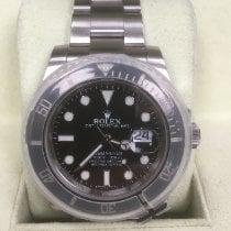 Rolex Submariner Date Steel 40mm Black No numerals United Kingdom, Brentwood