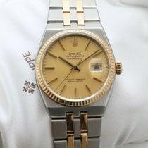 Rolex Datejust Oysterquartz Gold/Steel 36mm Gold No numerals United Kingdom, Oxford