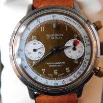 Wakmann Argent 37mm Remontage manuel 333.24 occasion