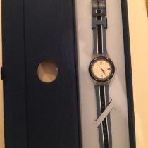 Swatch Platinum Automatic Blue Roman numerals new