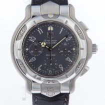 TAG Heuer Steel 42mm Automatic CH5112 Tag Heuer 6000 new