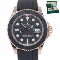 Rolex Yacht-Master 40 Rose gold 40mm Black United States of America, New York