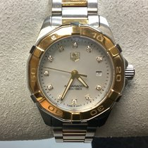 TAG Heuer Aquaracer Lady Gold/Steel 27mm Mother of pearl United States of America, New Jersey, Fords